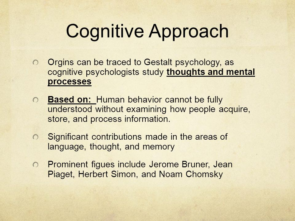 Careers in Cognitive Psychology - Verywell Mind