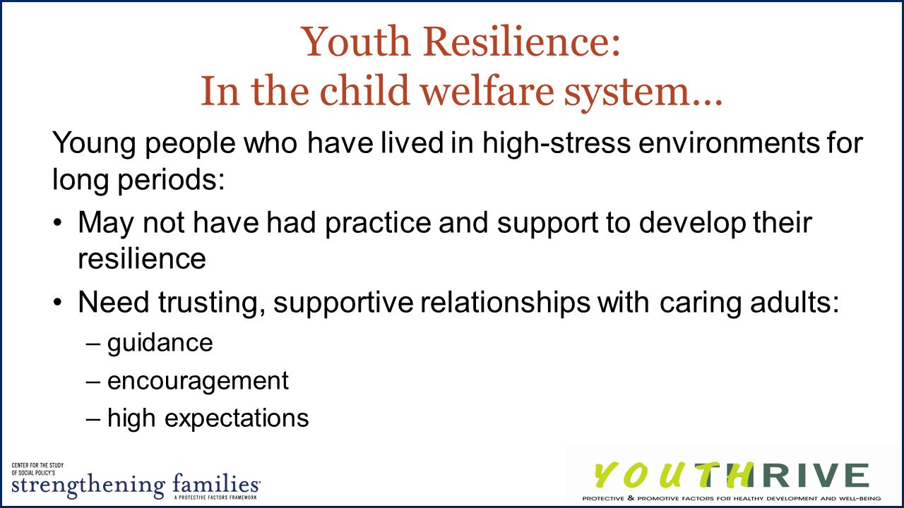 how to develop resilience in adults