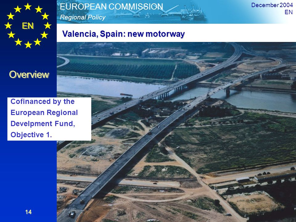 Valencia, Spain: new motorway