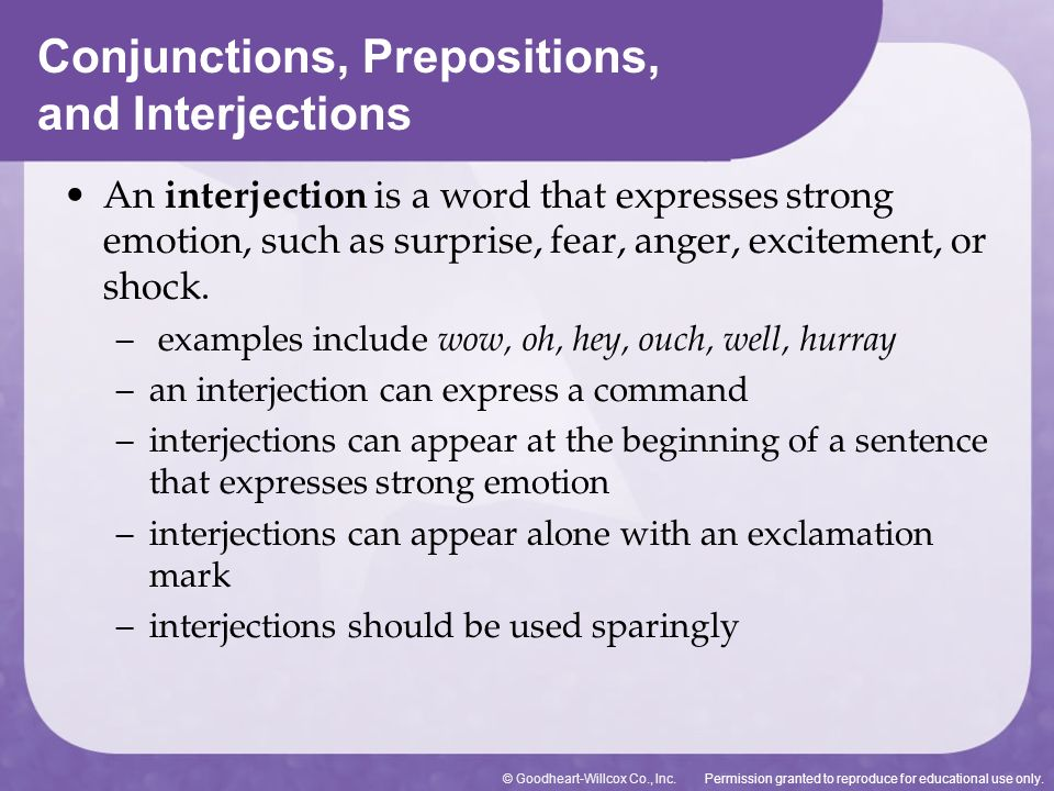 grammatical conjunction and preposition In grammar, a conjunction become prepositions with identical meanings the subordinating conjunction performs two important functions within a sentence:.