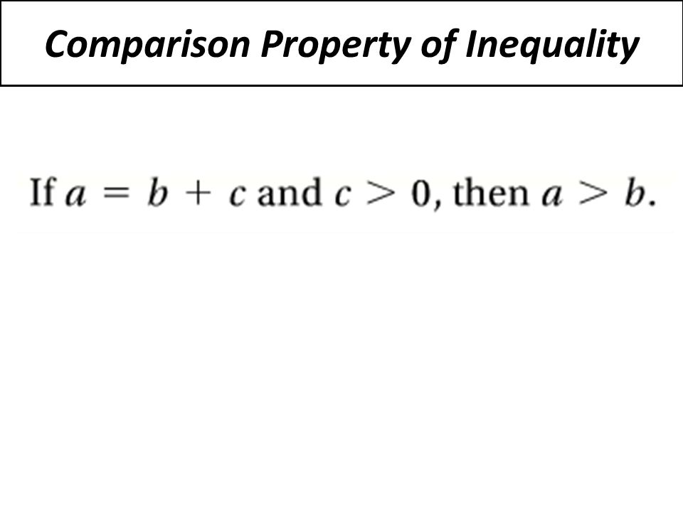 5-6 Inequalities in One Triangle - ppt video online download
