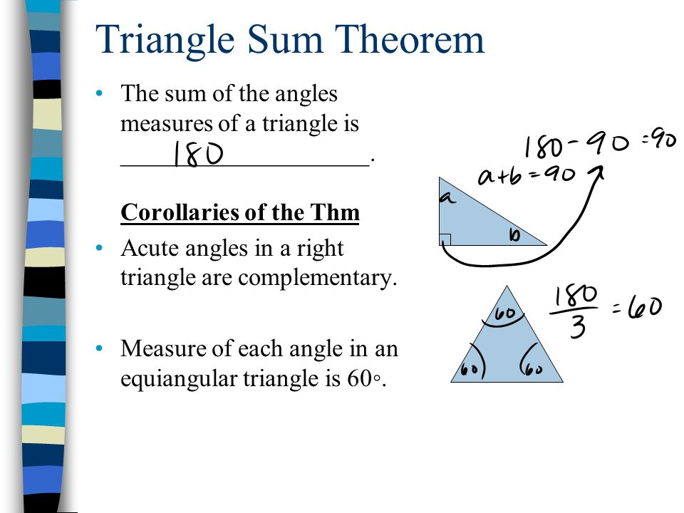 4 1 4 2 Classify Triangle Angle Relationships Ppt Video Online Download