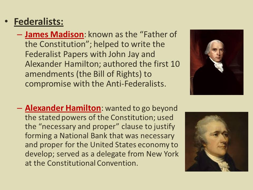 federalist papers helped gain support