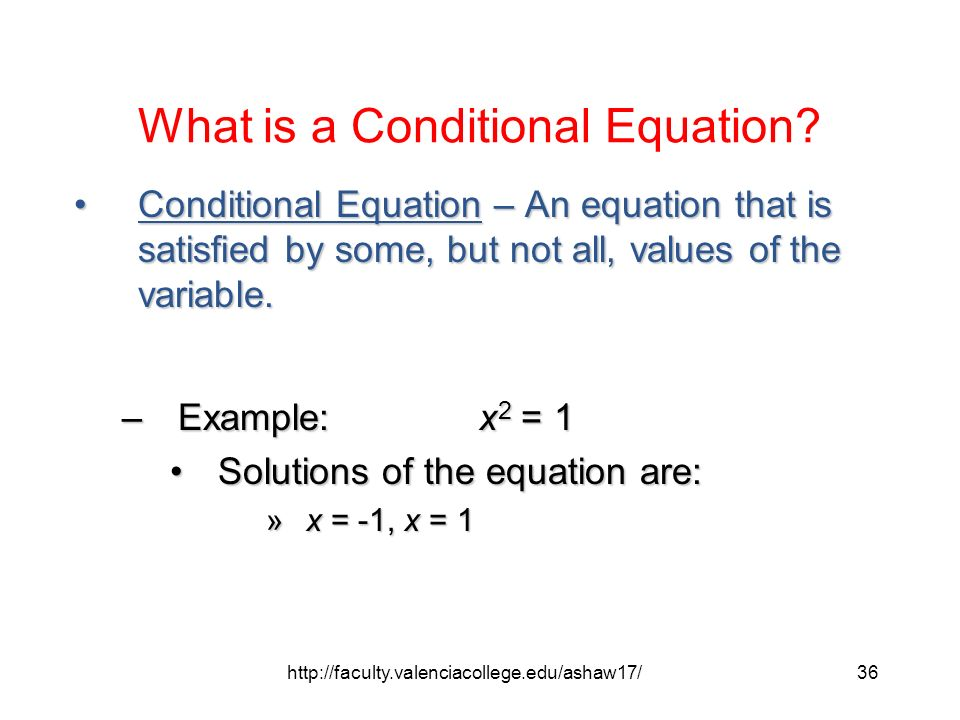 conditional statement hypothesis thesis