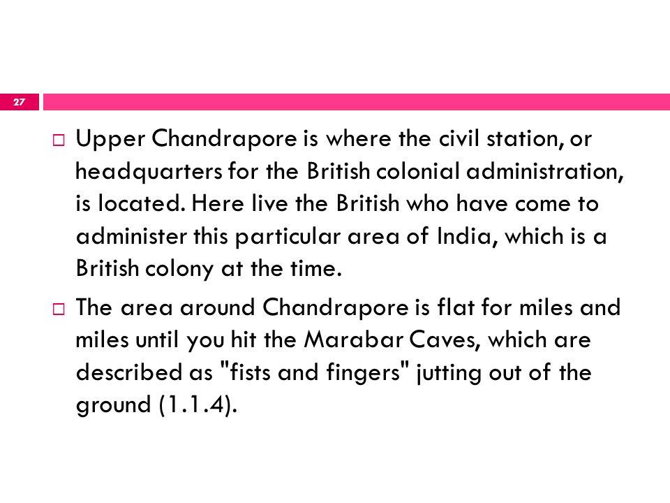 a passage to india novel pdf
