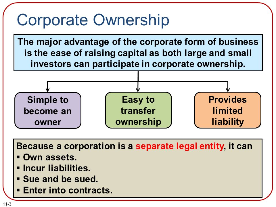 Chapter 11 Stockholders' Equity PowerPoint Author: - ppt download