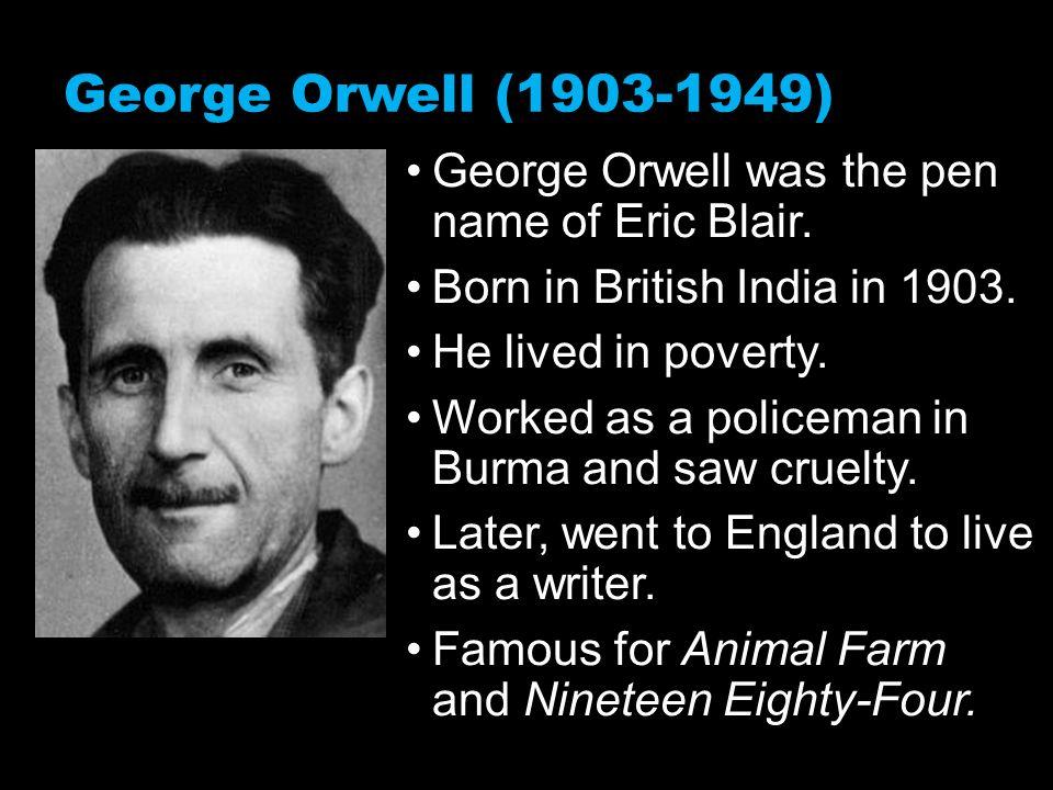 Best essays of george orwell