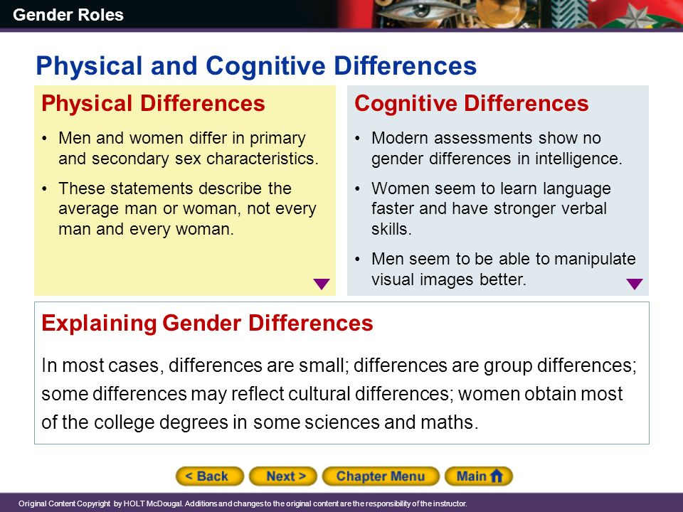 difference between sex and gender pdf