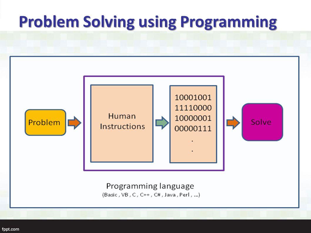 Problem Solving Using Computer