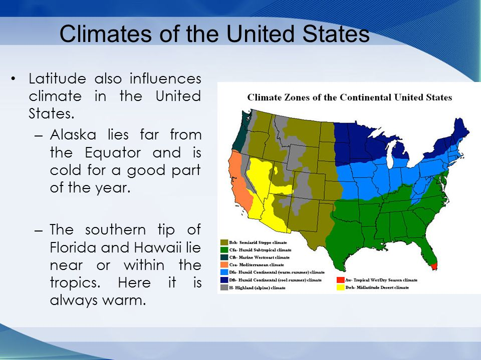 Chapter The United States And CanadaPhysical Geography Ppt - Is florida part of the united states