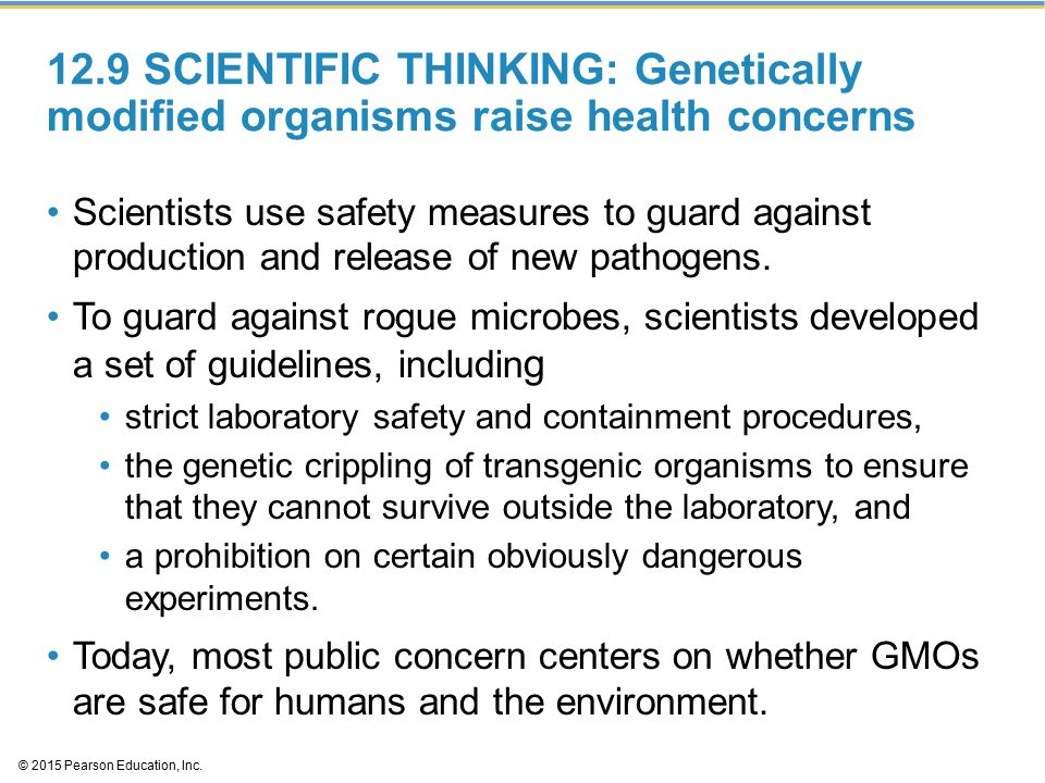 an introduction to genetic engineering as a fact of life Gmo basics are gmos safe yes  gmos & you gmos are part of your every daily life  genetic engineering, .