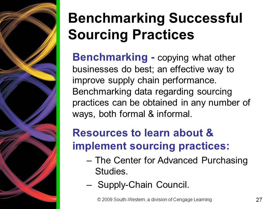 effective supply chains for the success It provides real-time visibility to all the key dimensions for success—demand, supply, product, risk, and performance—across the organization and throughout the extended supply chain strategy 5: embed sustainability into supply chain operations.