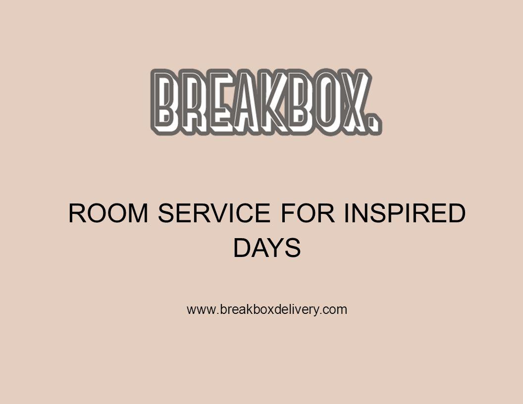 The Room Service Problem. - ppt video online download