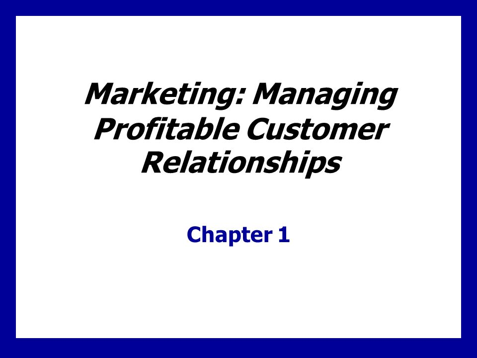 explain the importance of understanding customers and the marketplace and identify the five core mar What is a market - definition and different types of markets a set up where two or more parties engage in exchange of goods, services and information is called a market.