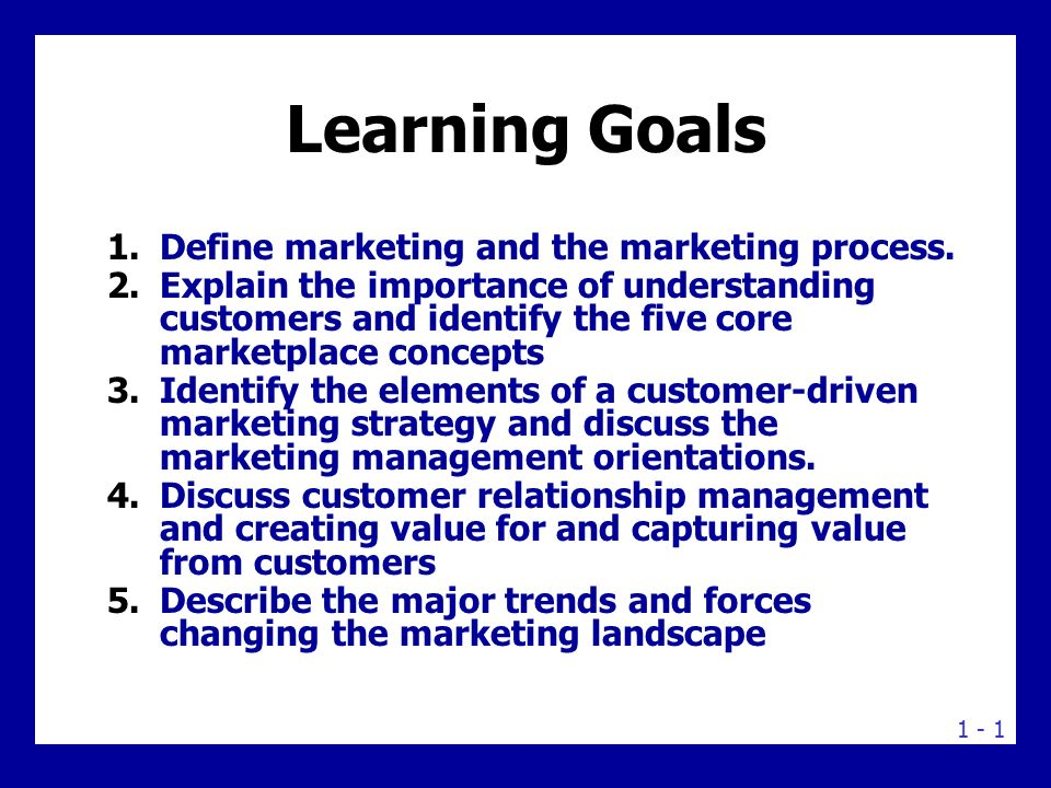 the ultimate goal of a customer oriented Customer oriented organization is to create a company that focus on the customer need.