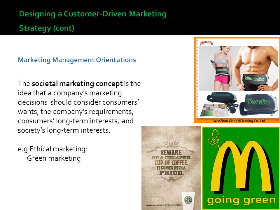 societal marketing strategies Social marketing relates to the use of marketing approaches that consider the societal and social marketing facebook twitter and evaluate the influence of marketing approaches and further contribute to the strategic development of promotional strategies for social and societal.