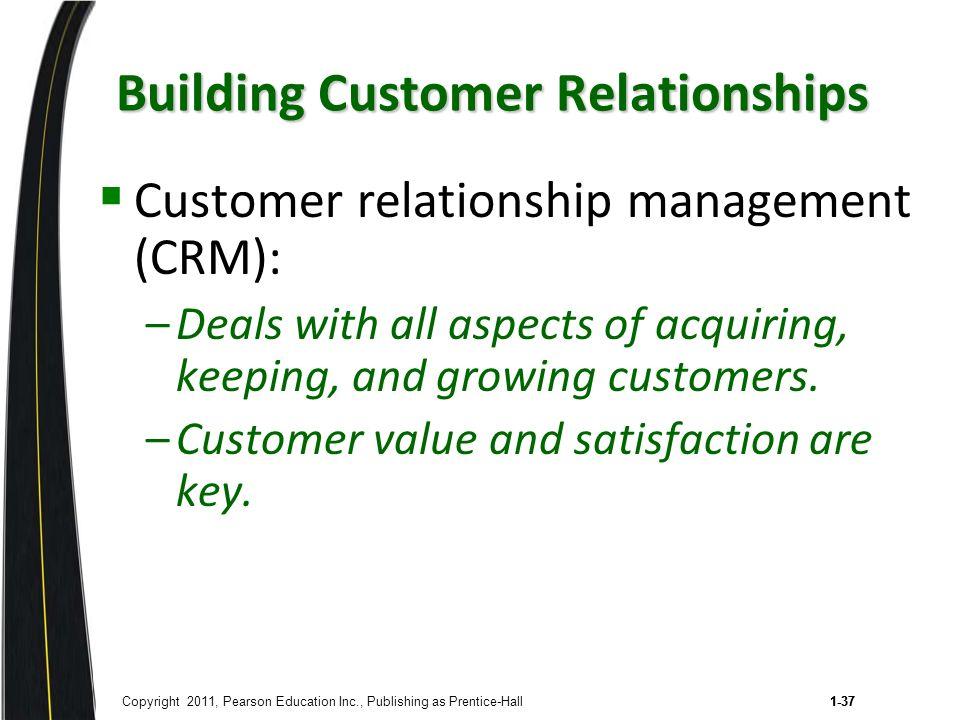 value and relationship inc