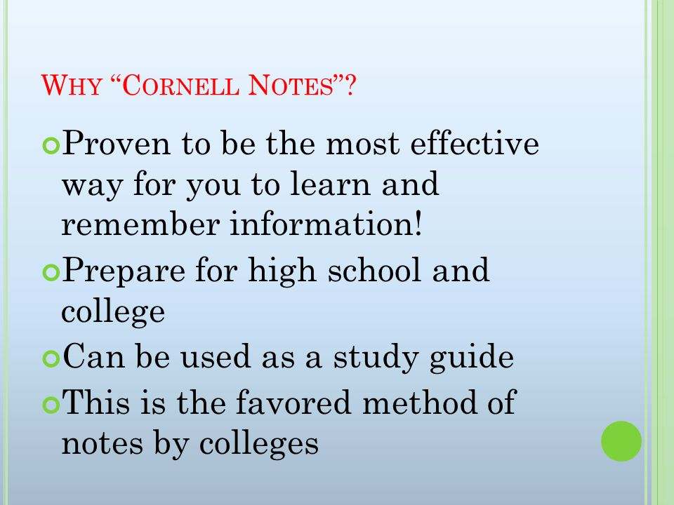 Prepare for high school and college Can be used as a study guide