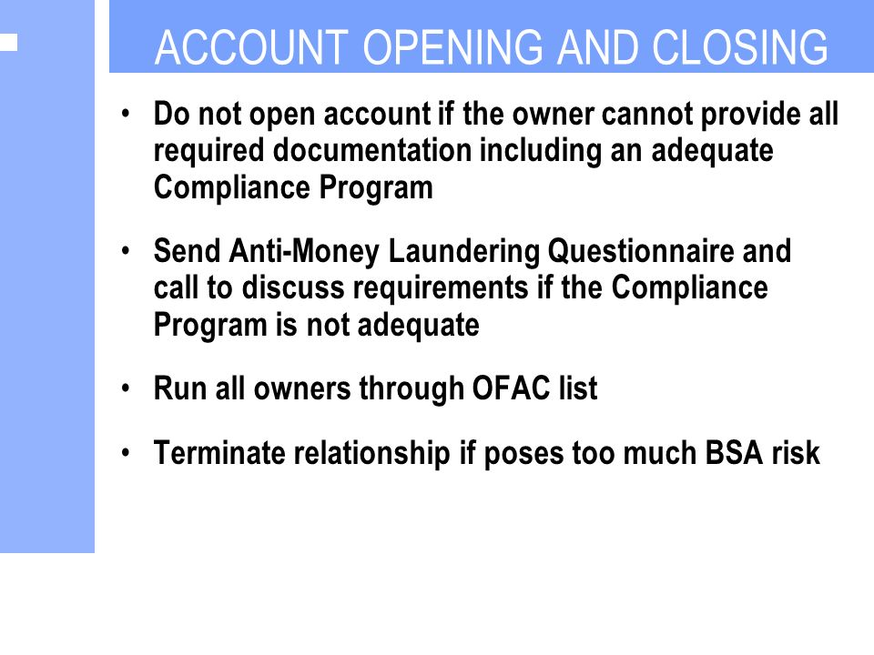 how to run an ofac report