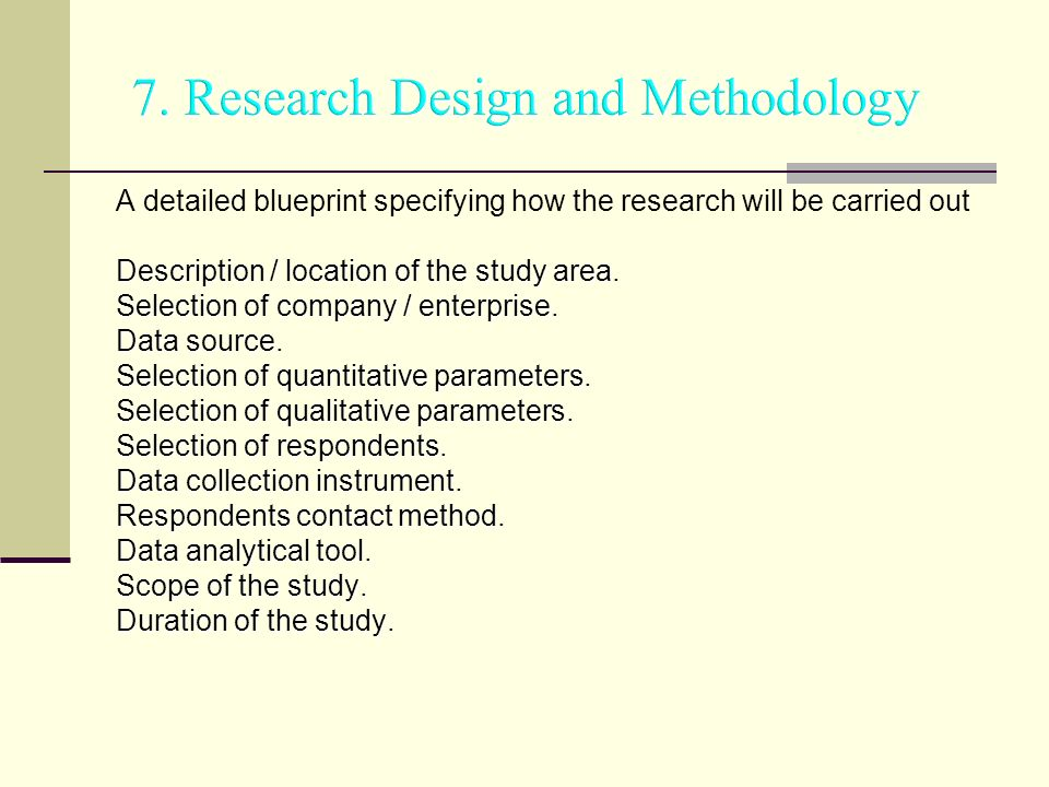 Research methodology ppt video online download research design and methodology malvernweather Images