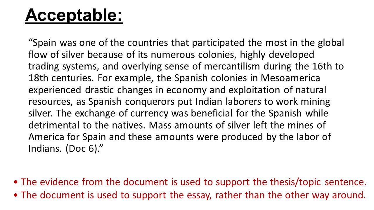Write a paragraph about the 1760s in the american colonies which document