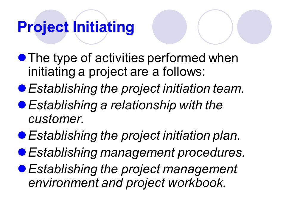 project initiation Have you ever written a pid (project initiation document) did you get any value  from it did the project is the pid just a bureaucratic process,.