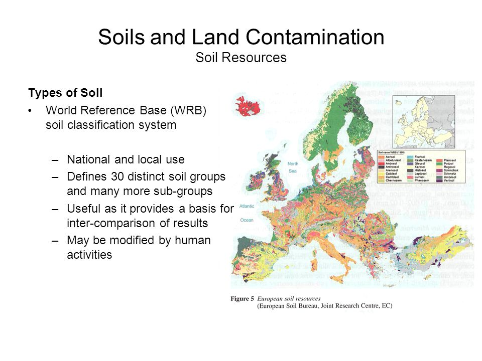 air water and land pollution ppt download