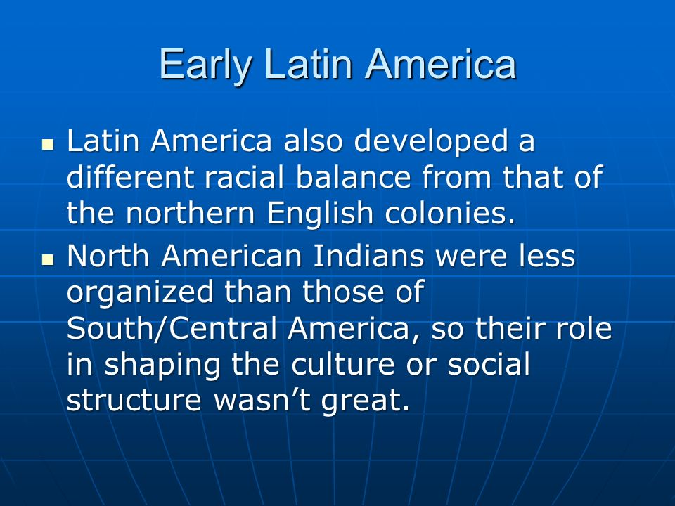 Early latin america ppt download 82 early publicscrutiny Images