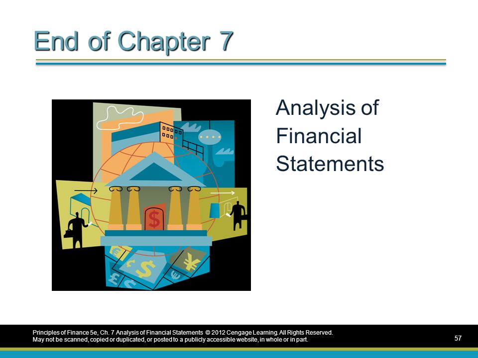 a financial analysis report comparing 2 publicly traded