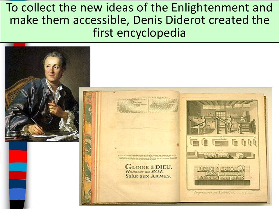 the aspects and new ideas of the enlightenment The result was a flurry of new ideas in political science, economics, psychology, and social reform enlightenment ideas on politics were rooted in john locke's two treatises on government (1694) locke's basic idea was that government, rather than being at the whim of an absolute monarch with no checks on his power,.
