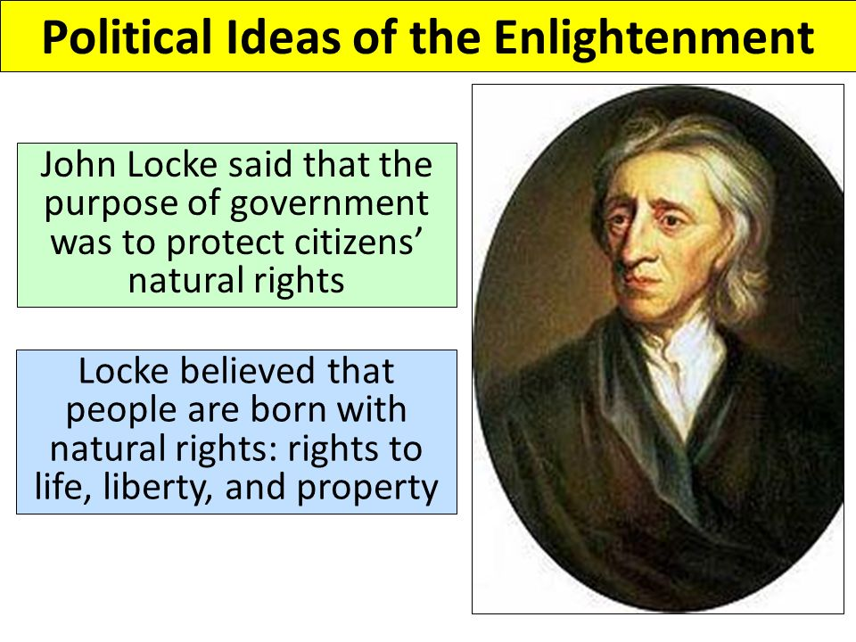 john locke people are born good but society corrupts them Locke believed that absolute power could corrupt otherwise good people locke spoke often of a state of nature or absolute freedom people in such a state exist outside of any law and are.