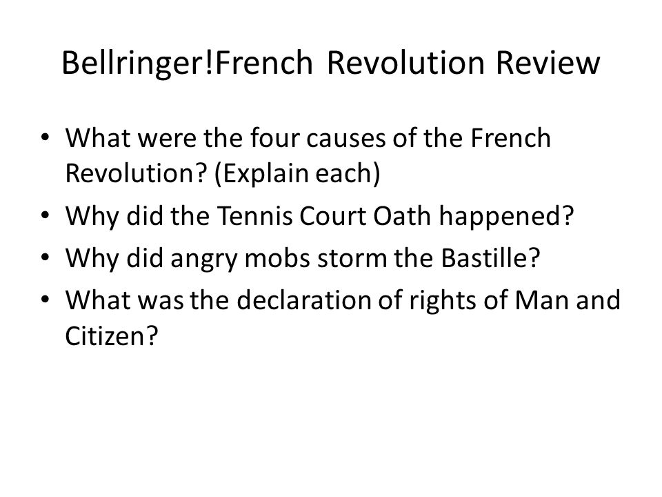 why did the french revolution happen essay Help thoughtful introduction about revolutions in the past and today help french revolution: why did it happen help french revolution: what happened.