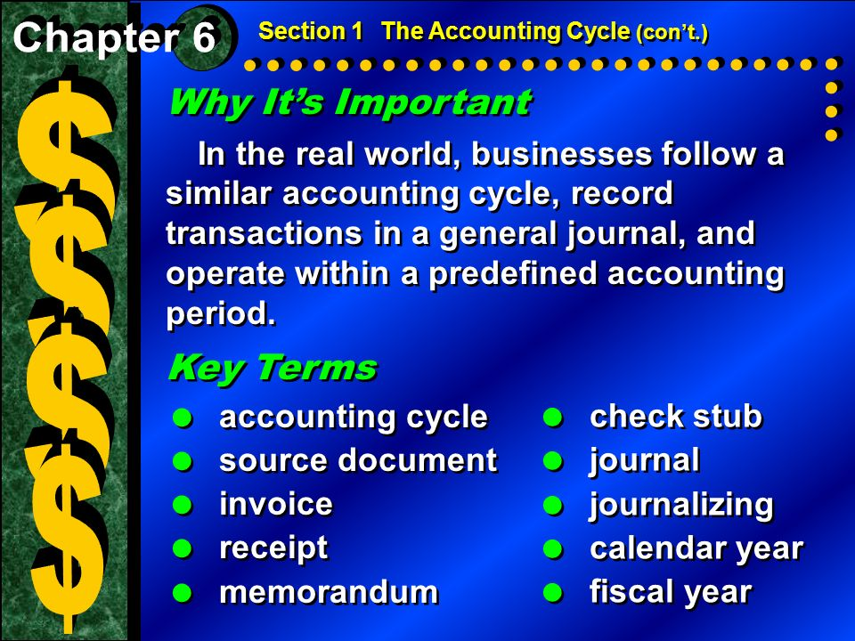 what is an accounting cycle and how important is it to business During the accounting cycle,  balance sheets and cash-flow statements are four common financial reports  income statements are important to business owners.