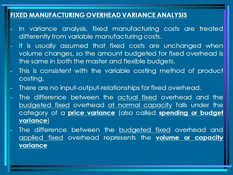the possible reason of variances What are the causes of unfavorable material price variances a:  setting processes all contribute to unfavorable material price variances  possible, business.