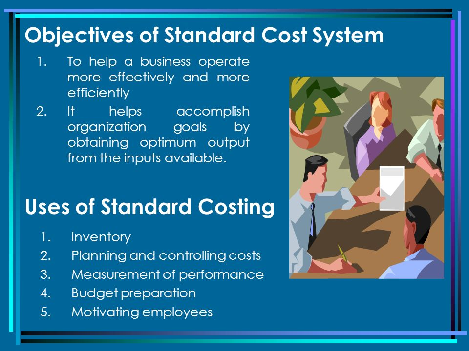 Cost Variance Analysis Ppt Video Online Download