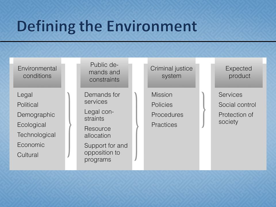 what are the important elements of organizational behavior in a criminal justice agency Organizationalexamining organizational culture within the agency,  organizational culture in criminal justice  organizational behavior and criminal justice.