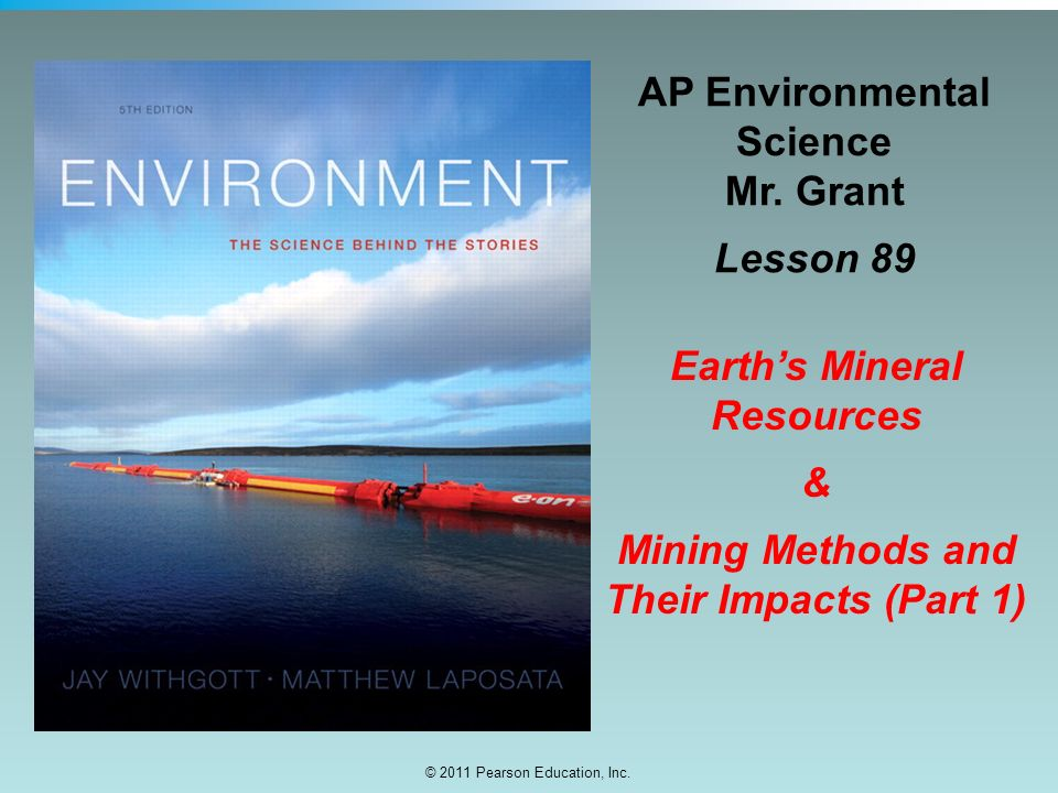 ap environmental science waste essay