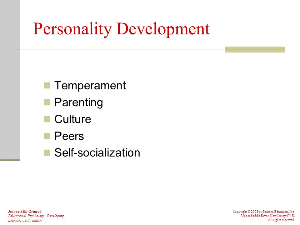 personal and social development ppt video online  personality development