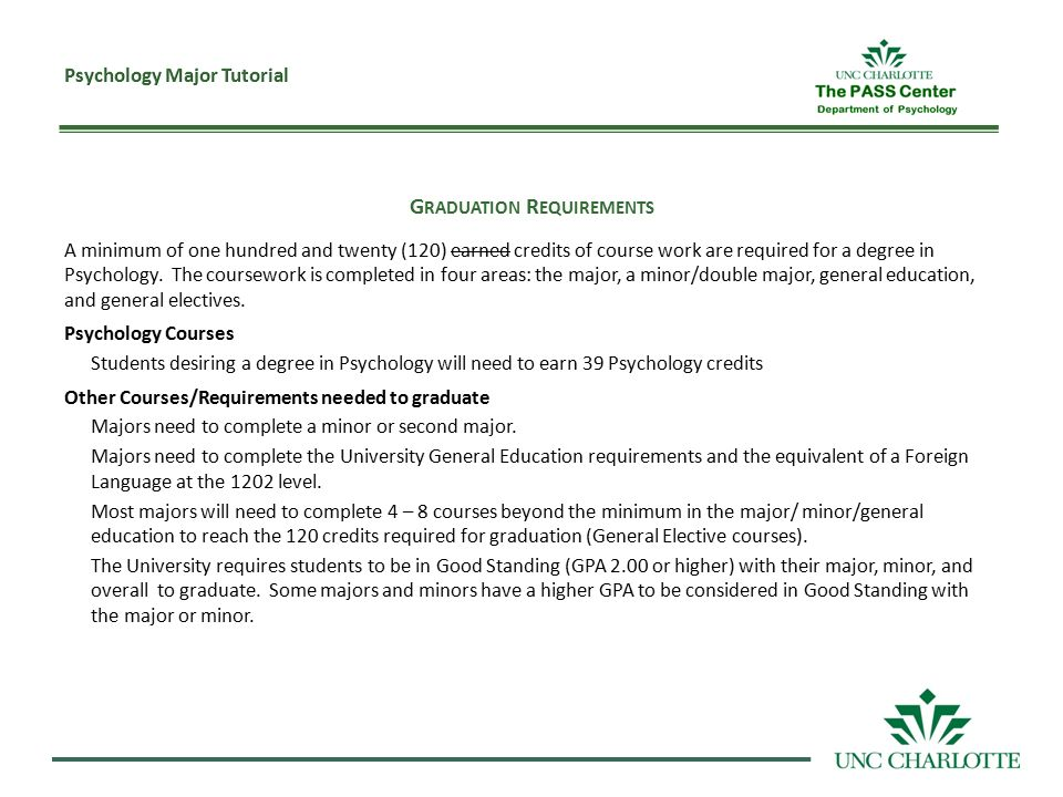 the general scope and requirements in psychology General psychology - masters take a look at our degree requirements ms in general psychology program mission the master of science degree program in general psychology offers students advanced training in the core areas of psychology and the opportunity to develop and explore specialized areas of interest students work closely with a.