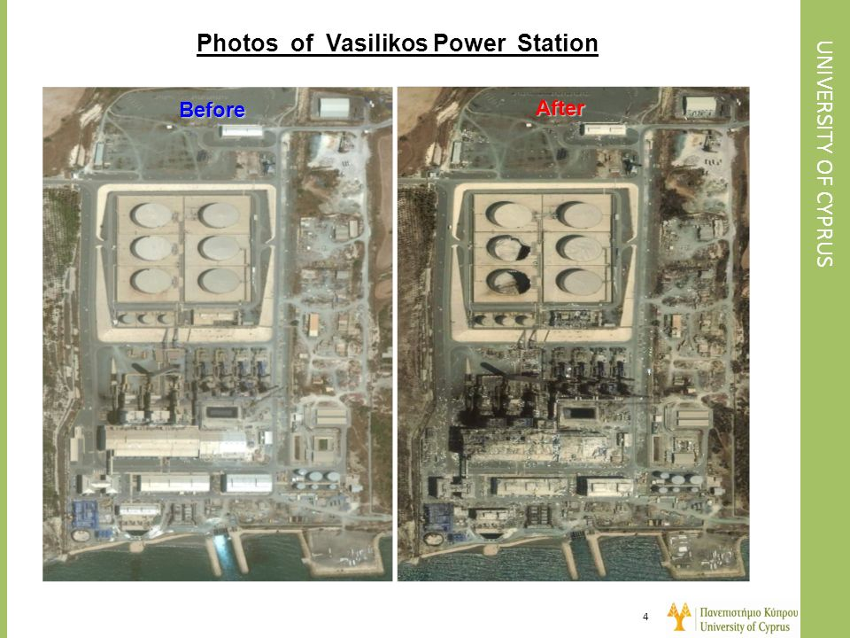 Photos of Vasilikos Power Station