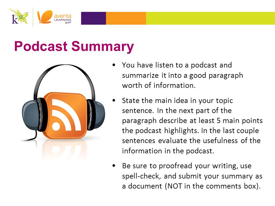 Seem for the purpose of business opportunities in order to develop iPad educational podcasts