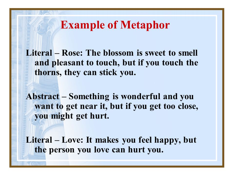 example of machine metaphor It has long been considered bad style to use mixed metaphors the above example from macbeth for instance, so shocked.