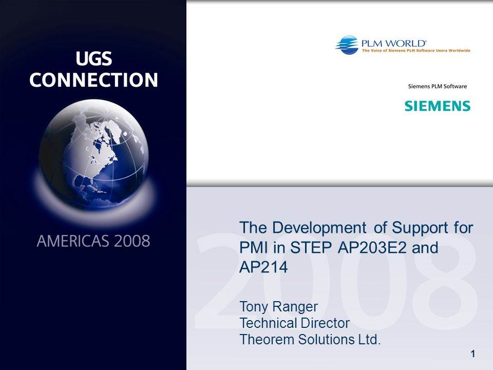 The Development of Support for PMI in STEP AP203E2 and AP214