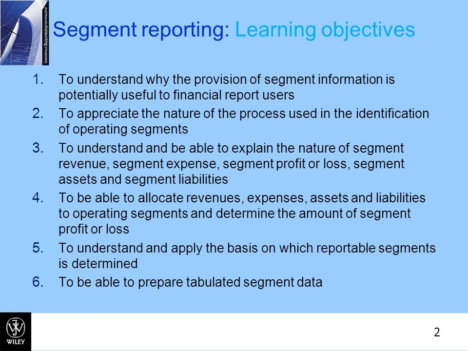 useful and limitation of segmental report One can learn much about a media production's policies, target audience, politics, and financial support content analysis becomes a more powerful tool when combined with other research methods such as interviews, observation, and use of archival records.
