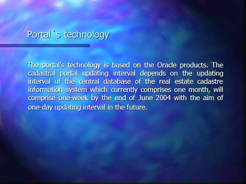 Portal´s technology
