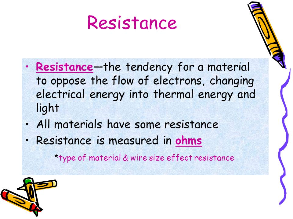 """an overview of the experiment resistance as a measurement for the difficulty of electron flow in con 4 e/m of the electron 31 are teased out of """"real world"""" measurements the procedure should contain a summary of the experiment in your own words you."""