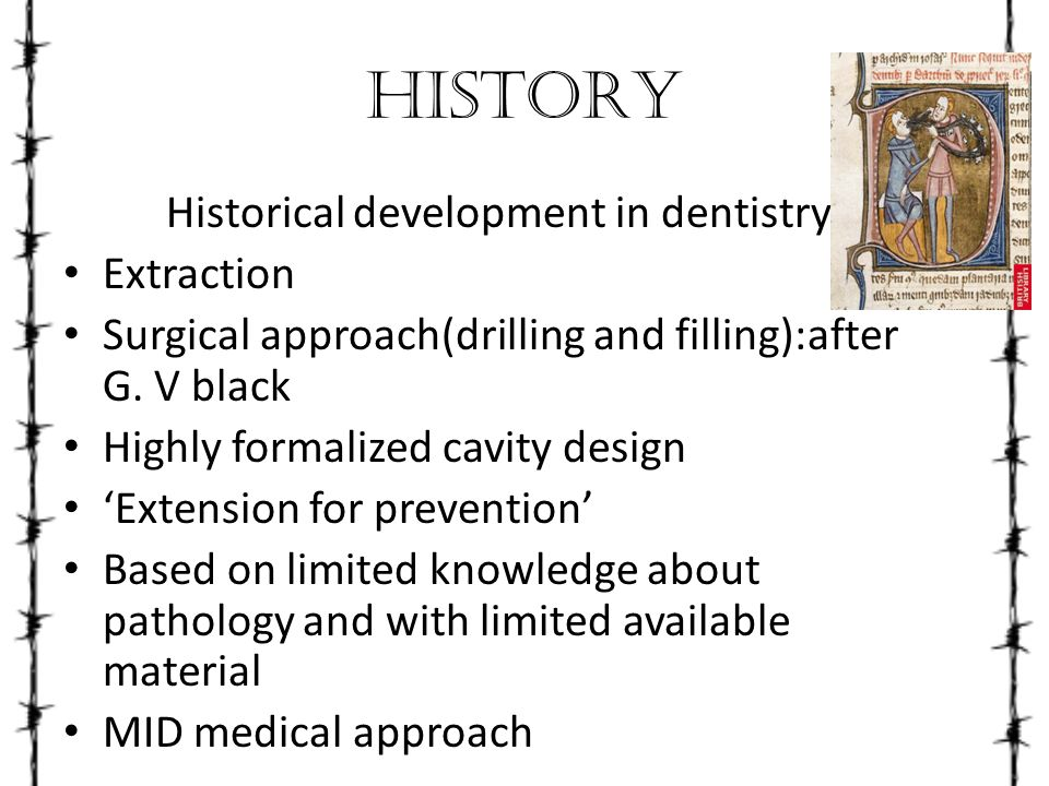 Good morning ppt video online download for Art a minimal intervention approach to manage dental caries
