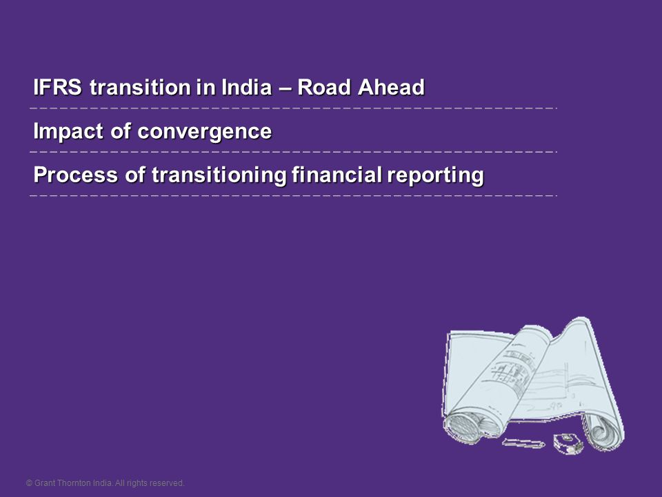 ifrs in india Ifrs reporting: excellent career option for ca, cfa, mba: in this article, financewalk introduces you to the concept of ifrs reporting, its career scope in india and how to pursue ifrs.