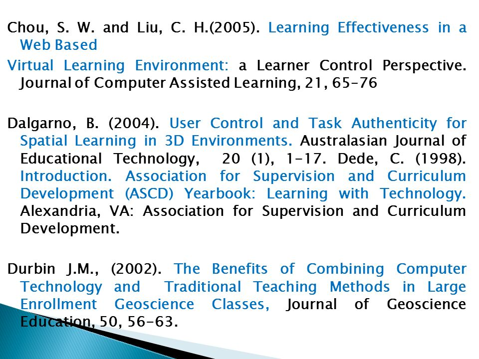 journal of computer assisted learning pdf