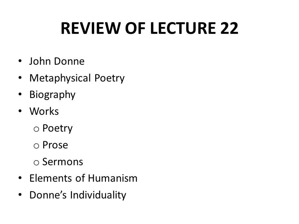 essays on john donne John donne: poems study guide contains a biography of john donne, literature essays, quiz questions, major themes, characters, and a full summary and analysis.